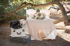 Find inspiration for a vintage style wedding