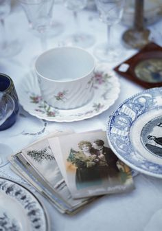 Heirlooms and gifts - issues in a good article about the meaning of objects.