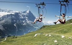 Fancy exploring the most picturesque mountain resort of Switzerland? Grindelwald is where you should head to! The small village attracts thousands of tourists! Switzerland Destinations, Visit Switzerland, Grindelwald Switzerland, Romantic Honeymoon, Green Valley, Tourist Spots, Mountain Resort, Timeless Beauty, Hiking Trails