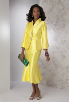 Ashro Fashions Clearance Ibiza Skirt Suit from ASHRO