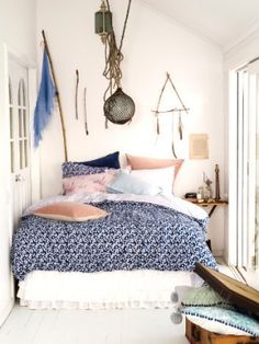 """Shannon Fricke's dreamy new bed linen range is available in September from <a href=""""http://www.shannonfricke.com"""" target=""""_blank"""">shannonfricke.com</a>"""