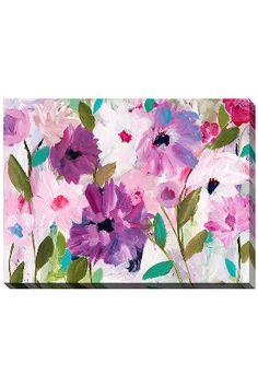 Carrie Schmitt Blossoming, Giclee Art (20 x 16)