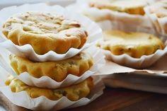 шеф-повар Одноклассники: Творожно-банановые кексы с киви
