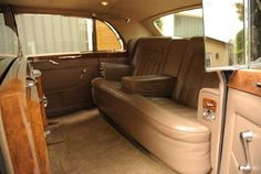 1963 Limousine by James Young (chassis 5VB5, design PV22)