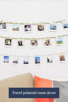 Custom square polaroids printed from your own digital photos that you can frame for your desk, tuck inside your phone case, or mail to surprise a friend! #scrapbookphoto #scrapbooking #scrapbookphotos #polaroidwall #dormroom #dormdecor #photodecor #memory #memorykeeping #memorykeeper #junkjournal #polaroidpicture #polaroidphoto #photogifts #photogift #surprisegift #valentinesgift #memorygifts #giftidea Polaroid Photo Album, Polaroid Wall, Creative Wall Decor, Creative Walls, Photo Wall Decor, Mail Gifts, Memory Wall, Long Distance Gifts, Girlfriend Gift