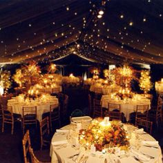 Beautiful party tent