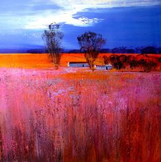 Artwork of Derric van Rensburg exhibited at Robertson Art Gallery. Original art of more than 60 top South African Artists - Since Landscape Artwork, Abstract Landscape Painting, Landscape Illustration, Urban Landscape, Abstract Art, Artwork Images, Art Pictures, Photos, African Artists