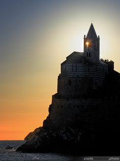 Portovenere, Liguria by Paolo Lazzarotti on 500px