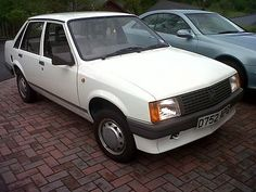 Vauxhall Nova 1.2 Merit 4-Door Saloon 1987.
