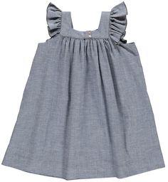 Lola Chambray Dress
