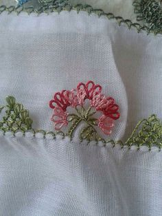 Needle Tatting, Needle Lace, Bobbin Lace, Needle And Thread, Crochet Trim, Filet Crochet, Embroidery Stitches, Hand Embroidery, Crochet Unique