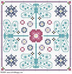 Cross Stitch Happy: cross stitch freebies