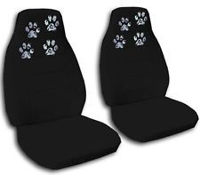 cute set PAW PRINTS CAR SEAT COVERS 12COLORS AVAILABLE | Seat covers ...