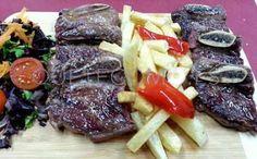 Costilla de Black Angus | Restaurante vinoteca cafetería Nova Lúa Chea en A Coruña