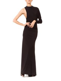 7adf6f566a9 1996 Iconic Tom Ford For Gucci SIlk Gown Size  by MORPHEWCONCEPT Minimalist  Gown