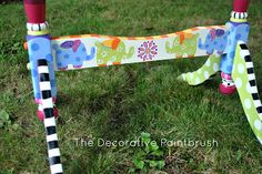 The Decorative Paintbrush, Designs by Mary Mollica: Elephants with an Indy Twist