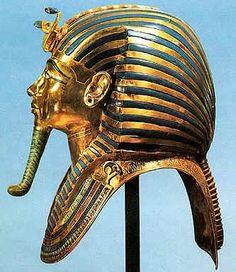 Egyptian funerary masks