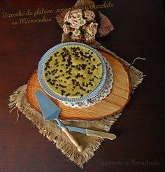 Bizcocho de Platano ,Coco ,Avena y Chocolate en Microondas . Coco, Straw Bag, Pastel, Chocolate, Microwave, Banana Crumb Cake, Oatmeal, Schokolade, Chocolates
