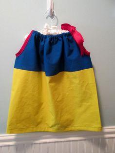Disney Princess Snow White Inspired Pillowcase by PumpkinCraft, $20.00