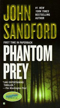Phantom Prey ** by John Sandford