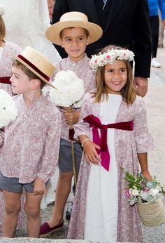 La boda de Elena y Jorge | Casilda se casa