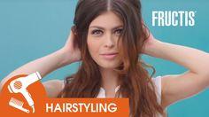 Haarfabeideen.com zeigt Ihnen zuletzt und trend-Haarfarbe Stil und Haar Ideen wie Natürliche Wellen — Haar Tutorial schnell & einfach | Garnier Fructis inspirieren