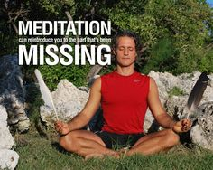 #Meditation can reintroduce you to the part that's been missing. 🙏🙏 #HappyFirday #Meditation #GoodMorning #MedicineYogi #Yoga #yogacommunities #yogacommunity #YogaQuote #yogajournal