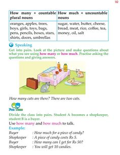 Grade Grammar This That These and Those Good Grammar, Teaching English Grammar, English Grammar Worksheets, Grammar Book, English Language Learning, English Vocabulary, Learn To English, English Conversation For Kids, 2nd Grade Grammar