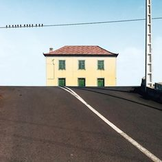 Gallery - Lonely Houses: Sejkko's Surreal Photos of Traditional Portuguese Homes - 12