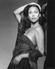 "Denise Nicholas fantastic actress. Taken from Facebook ""Vintage Black Glamour"" By Nichelle Gainer www.nichellegaine.com"