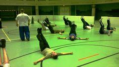 Beim Grundlagentraining wird viel am Boden gearbeitet SYSTEMA Austria Martial Arts, Austria, Basketball Court, Boden, Combat Sport, Martial Art