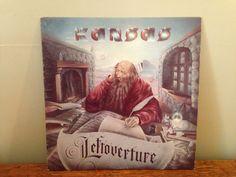 Kansas Leftoverture vinyl record by TurnAroundRecords on Etsy