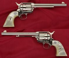 Colt Revolvers | Guns for Sale - COLT SAA 3RD GENERATION -- .45 REVOLVER 7-1/2 BARREL ...
