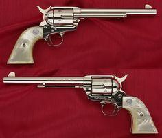 Colt Revolvers | Guns for Sale - COLT SAA 3RD GENERATION -- .45 REVOLVER 7-1/2 BARREL ...