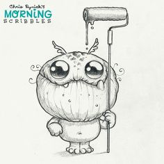 #Chris #Ryniak #chrisryniak #Morningscribbles