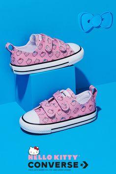 58541fd60062 Converse x Hello Kitty Shoes