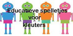 6 Websites met educatieve spelletjes voor de kleuters - edu-curator.blogspot.nl