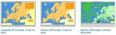 La Caseta, un lloc especial: Jocs de geografia