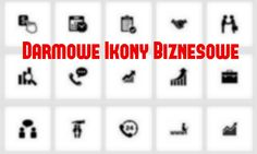 Darmowe ikony biznesowe: pobierz swój zestaw