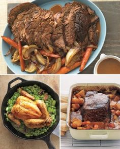 Pot Roasts
