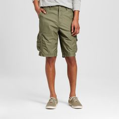 Men's Cargo Shorts - Mossimo Supply Co. Gr