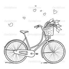 bicicleta vintage dibujo - Buscar con Google Coloring Books, Coloring Pages, Stamp Tv, Birthday Cards For Women, Tatoos, Decoupage, Projects To Try, Doodles, Paper Crafts