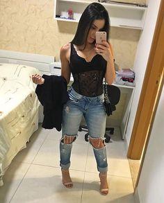 "1,572 Likes, 11 Comments - Moda Para Meninas (@modawildspirit) on Instagram: ""Look maravilhoso da loja @by.hay Confiram mais looks incríveis na loja @by.hay, tudo lindo e de…"""