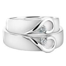 heart halves rings... Maybe even for me and my daughter :-)