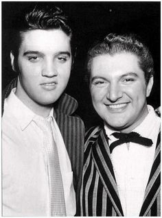 Elvis and Liberace