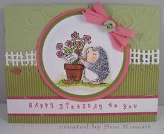 Sue's Stamping Stuff: fun fold cards