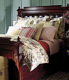 "Ralph Lauren Lake House Collection   Lauren by Ralph Lauren ""Lake House"" Bedding Collection   Compare price ..."