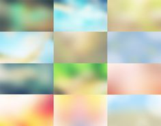 12 Free Blurred Background Images for Presentations