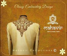 To buy visit our store in Chandni Chowk now!  #mahavircollections #mensstyle #outfit #mensfashions #lookstylish #festival #mensethnicwear #fashion #trendy #indianwedding #sherwani #shopnow #festiveseason #WeddingWear #menwithstyle #traditional #kurtapajama #groom #weddings #indianwear #fabrics #festivalfashion #fashionstyle #chandnichowk Wedding Wear, Dream Wedding, Gents Kurta, Mens Ethnic Wear, Mens Sherwani, Groom Wear, Indian Wear, Festival Fashion, Embroidery Designs