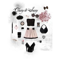 Classy & Sassy, created by smbsammers.polyvore.com